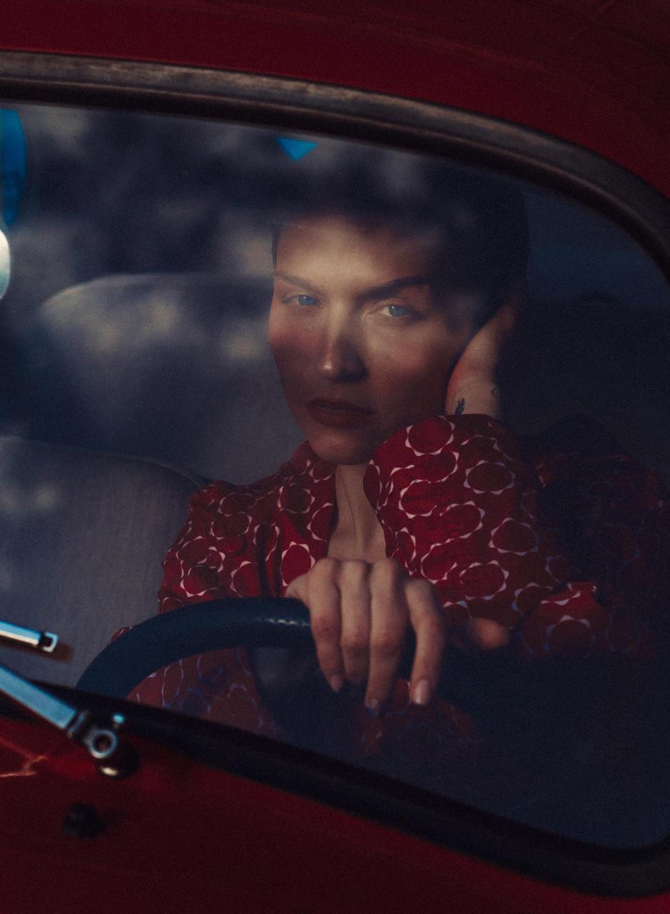 乌克兰摄影是marta syrko 色彩人像作品 for Sasha 时尚图库 第8张