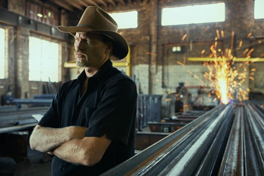 美国摄影师Andy Goodwin镜头下的车司机 审美灵感 第7张