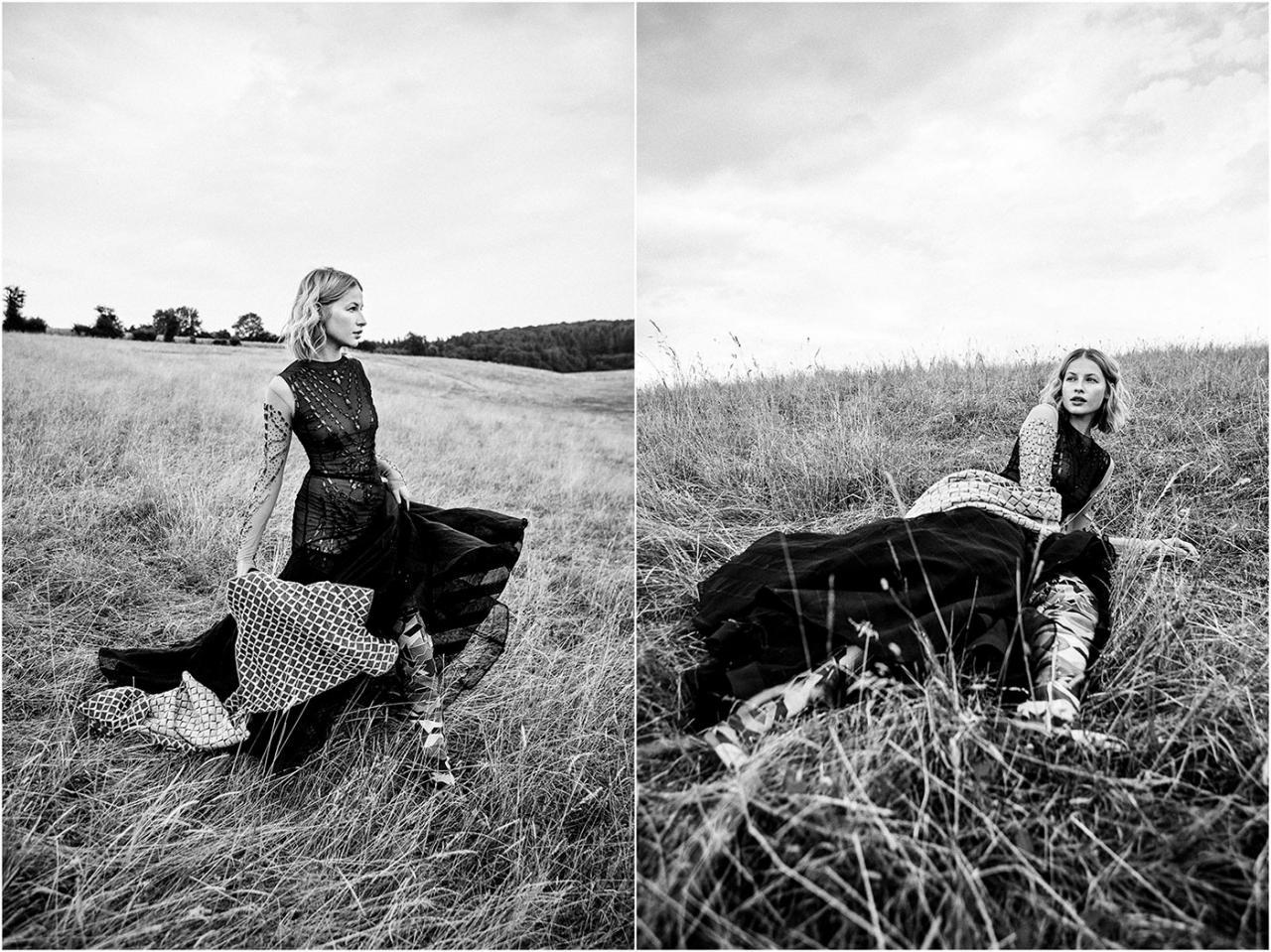 法国摄影师Alex Jonas 人像外景 Whispers 时尚图库 第5张