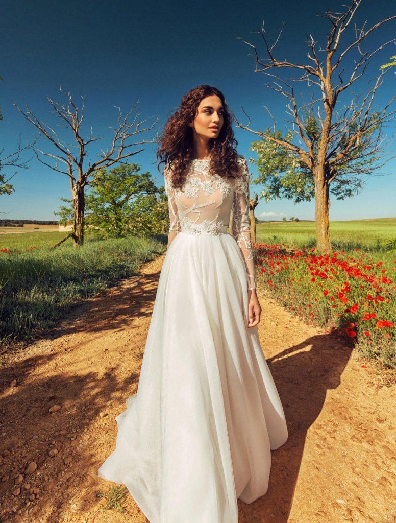 色彩非常强烈的一组外景人像 La Mancha 时尚图库 第29张