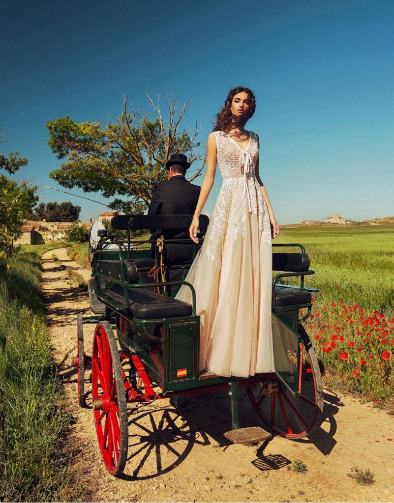 色彩非常强烈的一组外景人像 La Mancha 时尚图库 第18张
