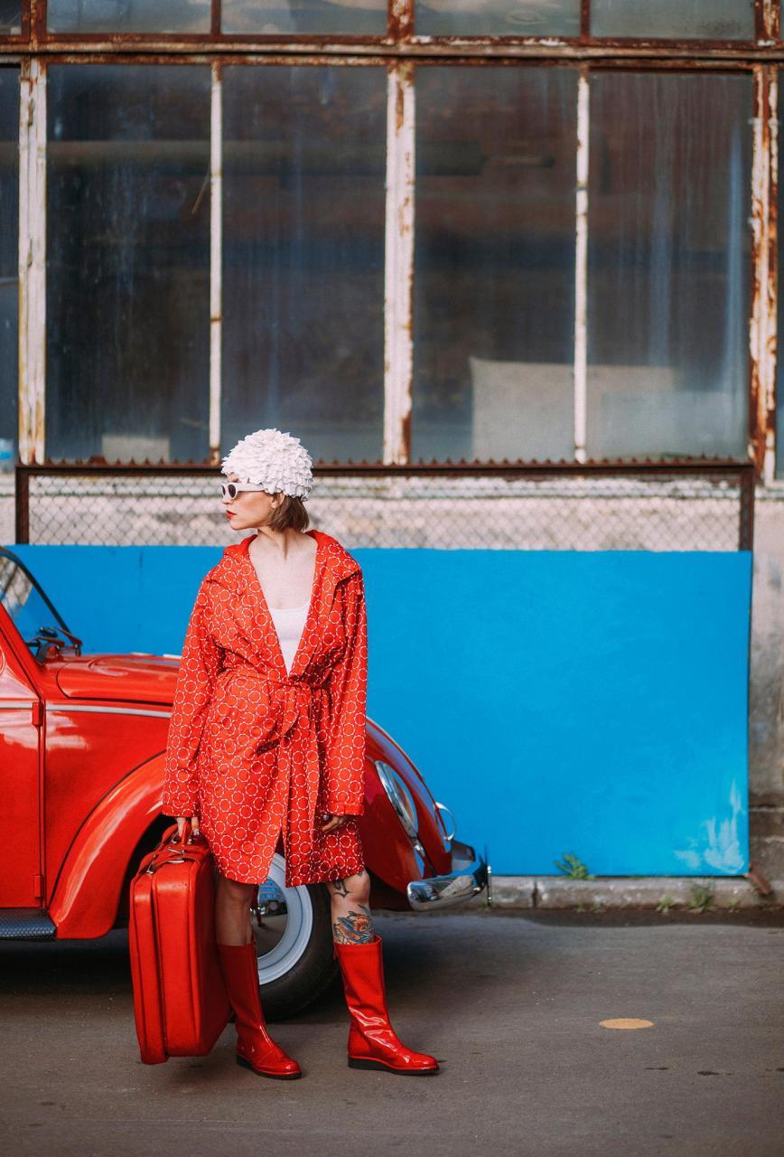 乌克兰摄影是marta syrko 色彩人像作品 for Sasha 时尚图库 第13张