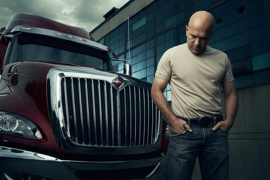 美国摄影师Andy Goodwin镜头下的车司机 审美灵感 第10张