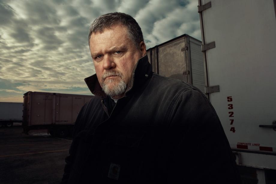 美国摄影师Andy Goodwin镜头下的车司机 审美灵感 第24张