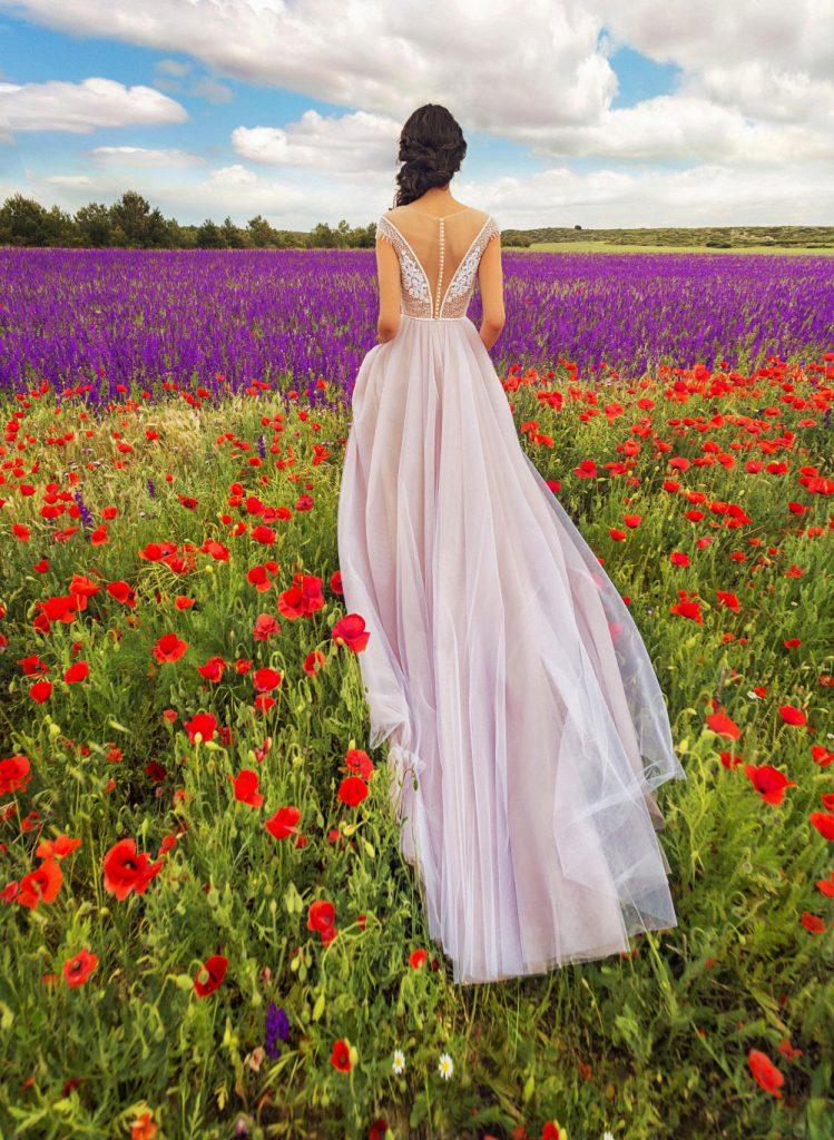 色彩非常强烈的一组外景人像 La Mancha 时尚图库 第13张