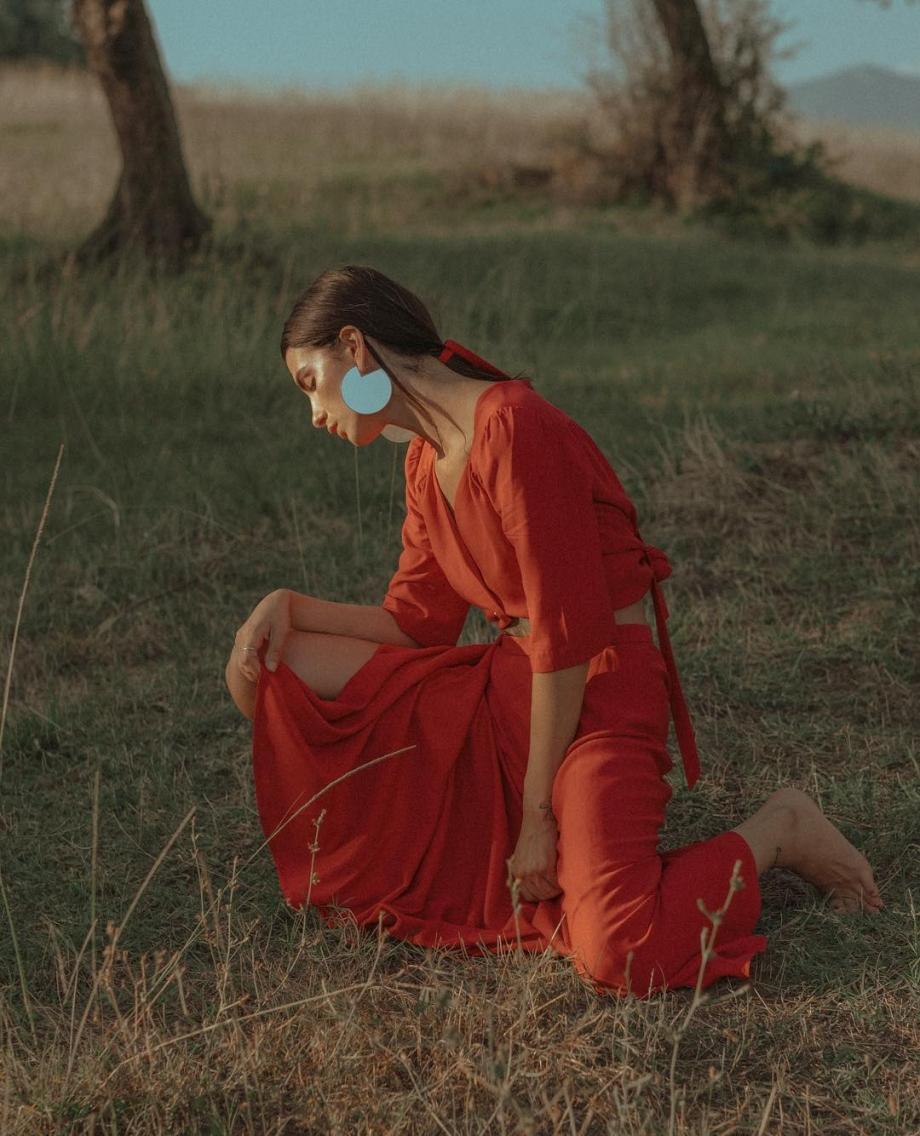 Flicka Elisa Photography 外景情绪色彩人像摄影作品分享 时尚图库 第2张