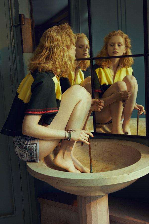 摄影师Marta Bevacqua 摄影作品【Grazia.fr】 时尚图库 第2张