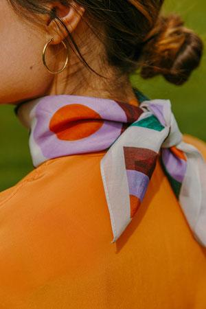 摄影师Monika Ottehenning 镜头下的色彩搭配 时尚图库 第13张