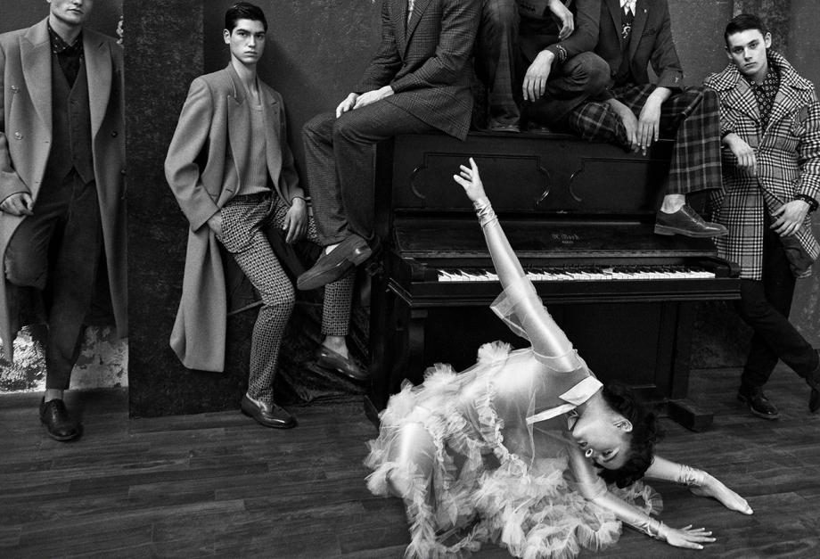 《Vogue》葡萄牙版 九月刊 Amor Sem Barreiras 西区故事 审美灵感 第26张