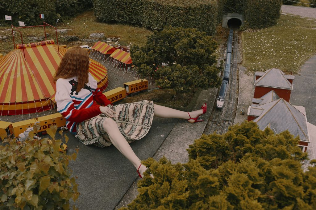 法国新锐摄影师 Fanny Latour Lambert—Big In Japan 时尚图库 第7张