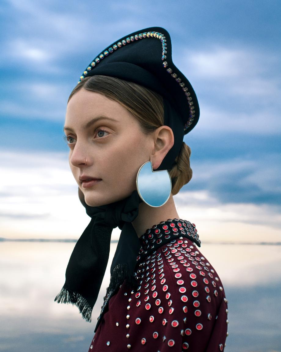 俄罗斯摄影师 Elizaveta Porodina 时尚人像摄影作品 时尚图库 第13张