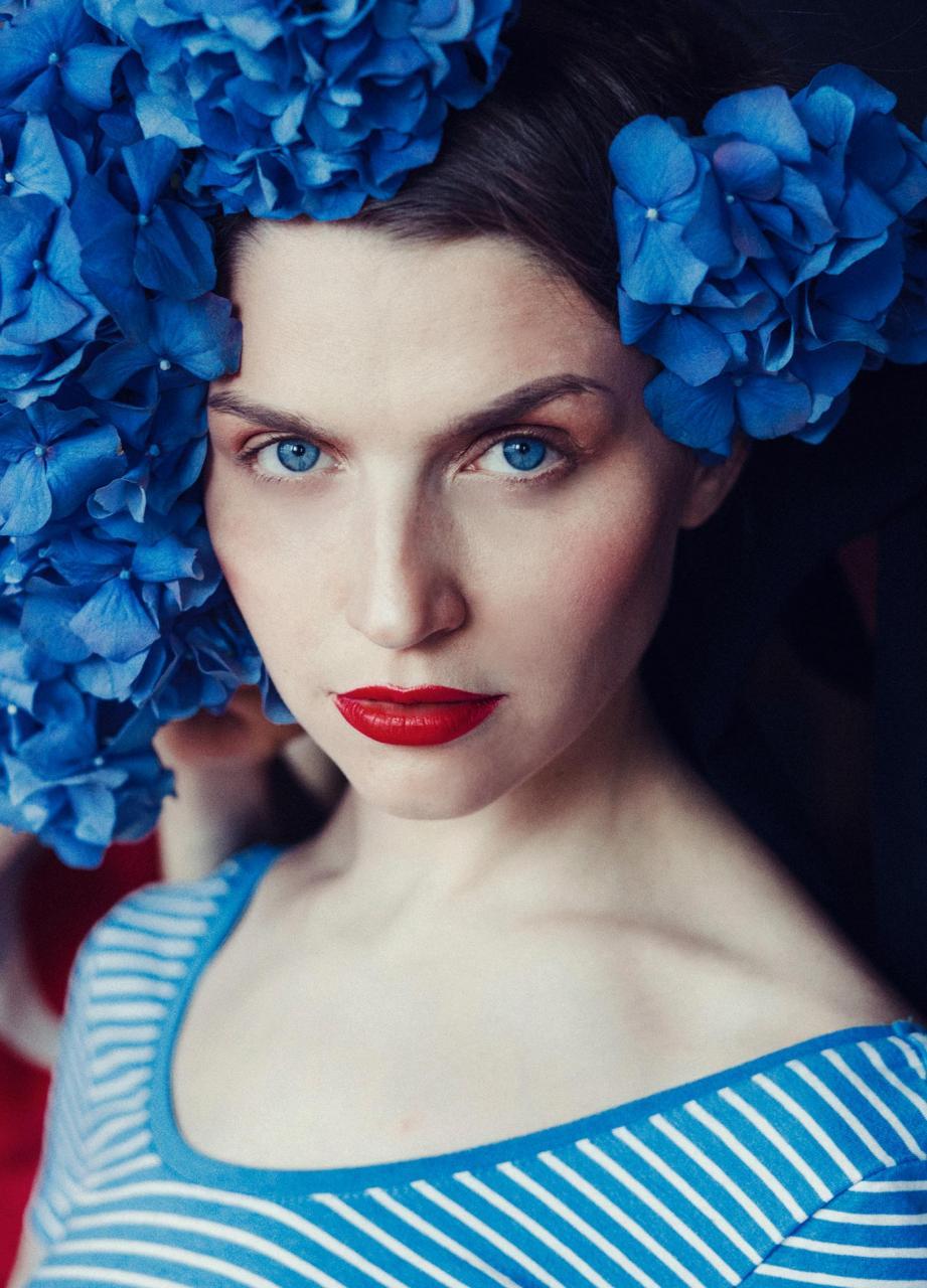 乌克兰摄影是marta syrko 色彩人像作品 for Sasha 时尚图库 第5张