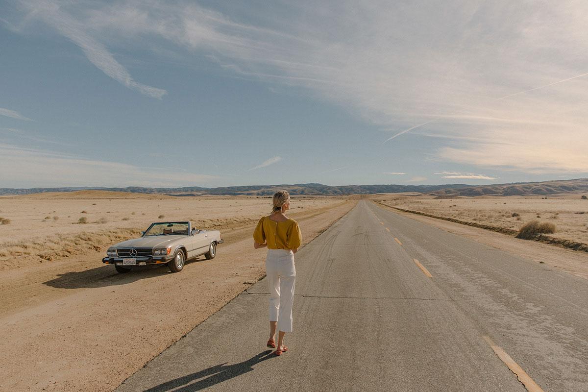 摄影师Monika Ottehenning 外景人像作品【Road】 收集整理 第7张