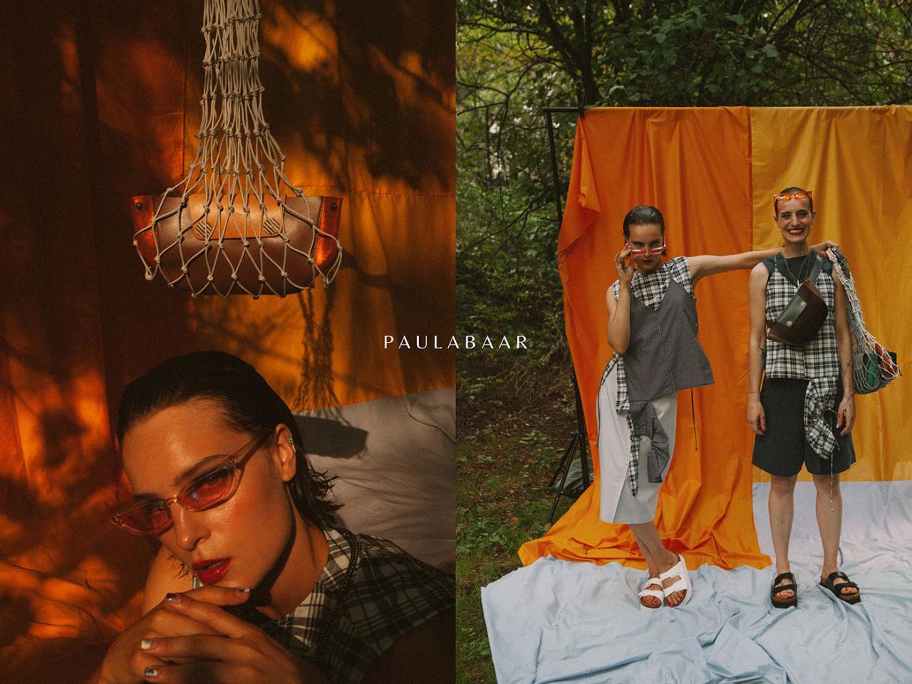 Kamil Kotarba摄影作品PAULABAAR campaign SS 2018/19 时尚图库 第1张