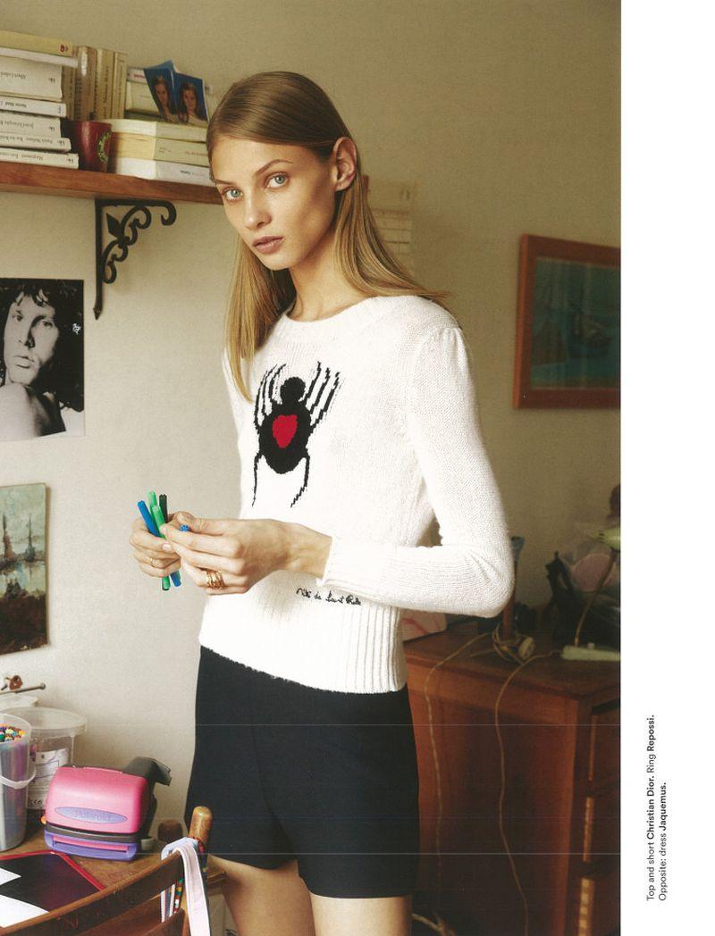 《Lula》杂志人像拍摄作品 时尚图库 第7张
