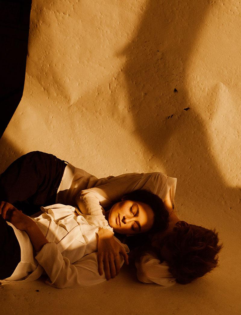 乌克兰美女摄影师 Marta Syrko 人像作品【Valentine project for magazine】 时尚图库 第8张