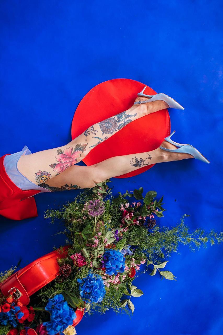 乌克兰摄影是marta syrko 色彩人像作品 for Sasha 时尚图库 第12张