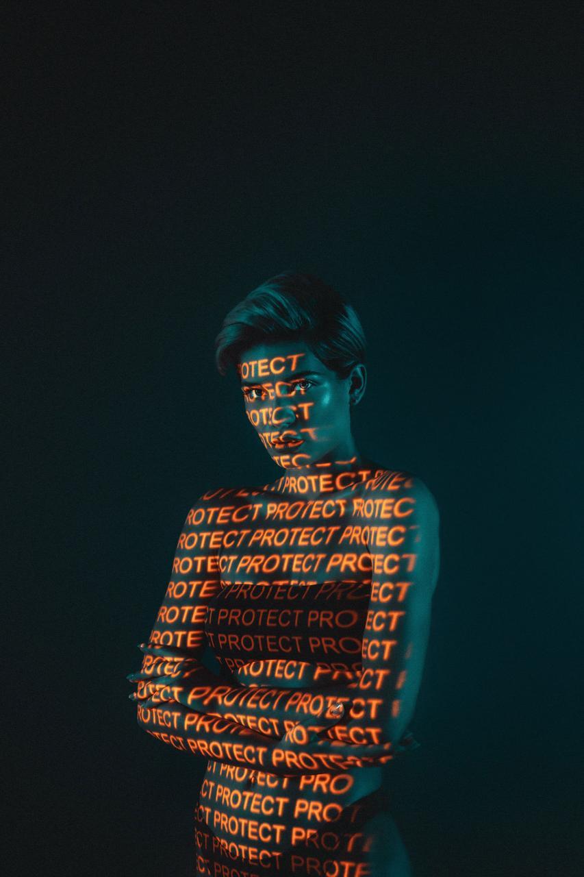 酷炫的创意人像摄影 ATZEN Skin Care // 19TONES 时尚图库 第19张