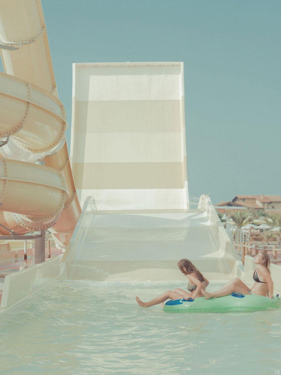 美国摄影师Franck Bohbot 摄影作品 FOREVER YOUNG 时尚图库 第7张