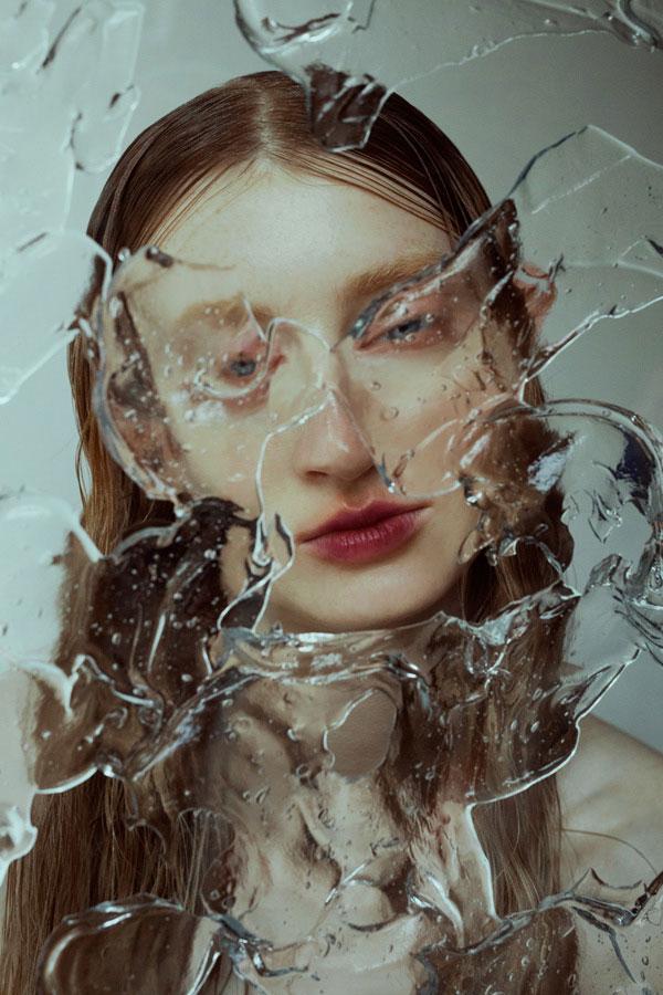 摄影师Marta Bevacqua摄影作品【Made of glass】 时尚图库 第3张
