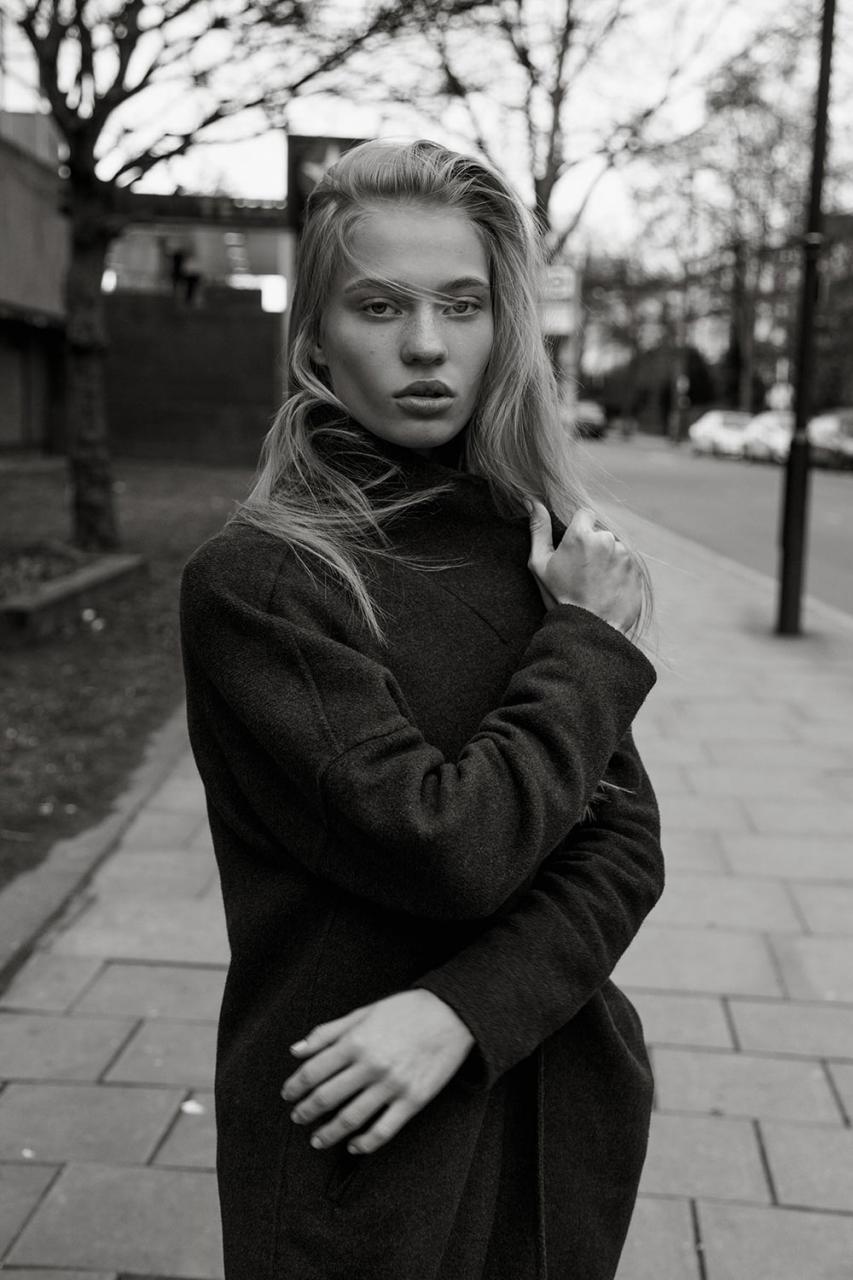 伦敦摄影师Stephane Sb 人像摄影作品 【Karina】 审美灵感 第10张