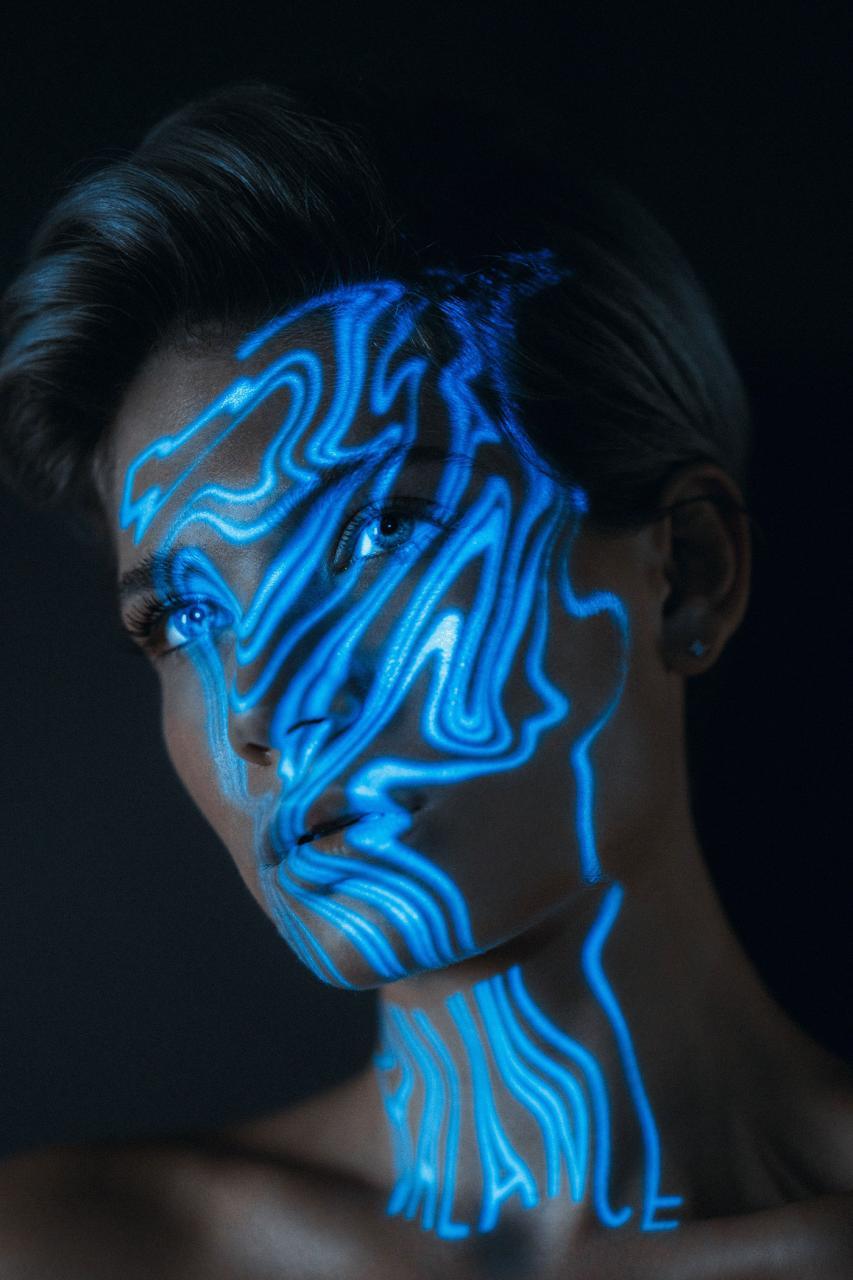酷炫的创意人像摄影 ATZEN Skin Care // 19TONES 时尚图库 第5张