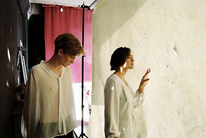 乌克兰美女摄影师 Marta Syrko 人像作品【Valentine project for magazine】 时尚图库 第2张