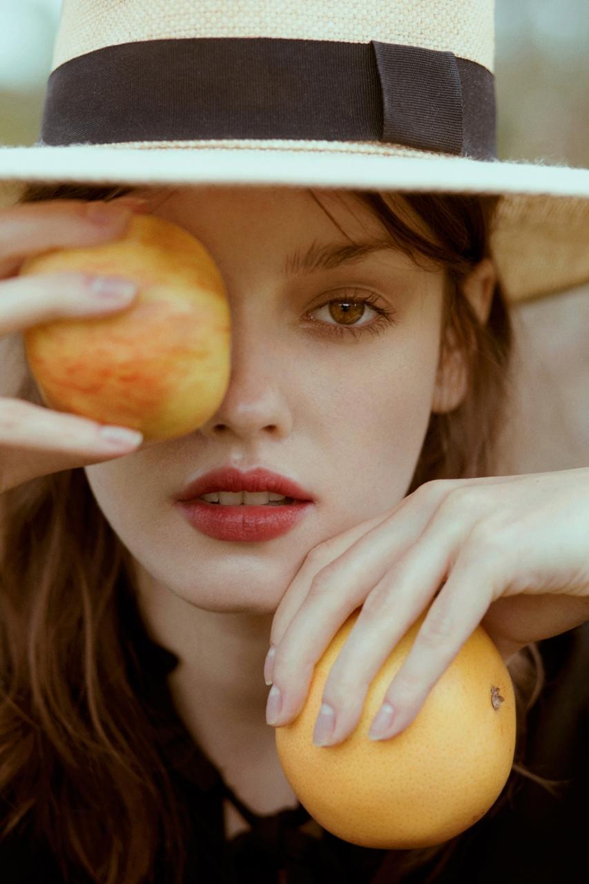 《Flanelle》杂志人像作品 摄影师Lucía Arabian 审美灵感 第3张
