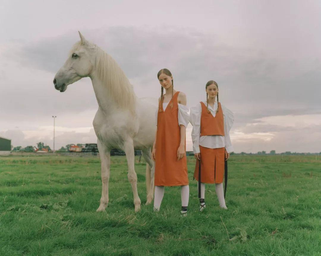 摄影师James Perolls的胶片质地人像色彩练习场 时尚图库 第23张