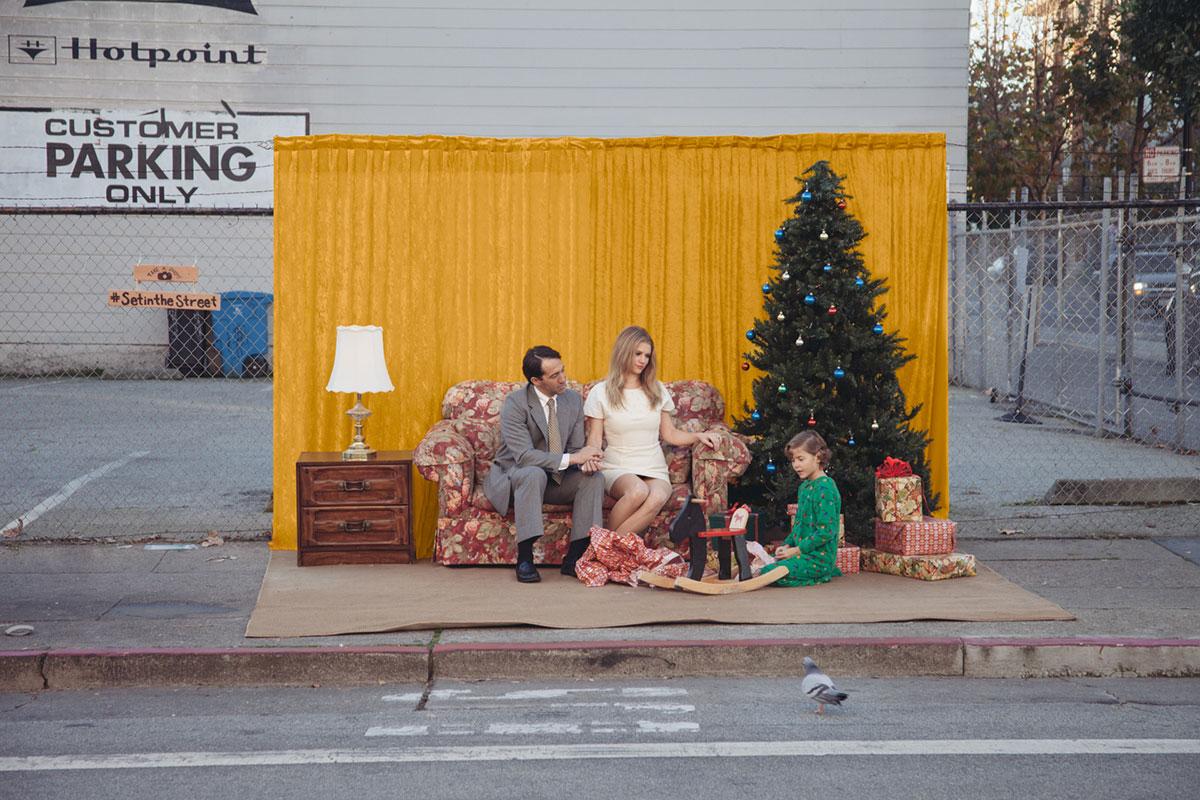 摄影师Justin Bettman 创意摄影作品 SetintheStreet街头实景搭建拍摄 时尚图库 第17张