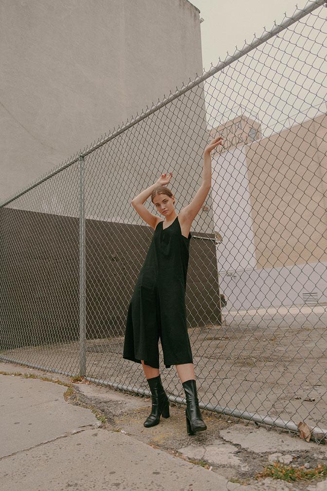摄影师 Monika Ottehenning 人像作品 【Tess】 时尚图库 第2张