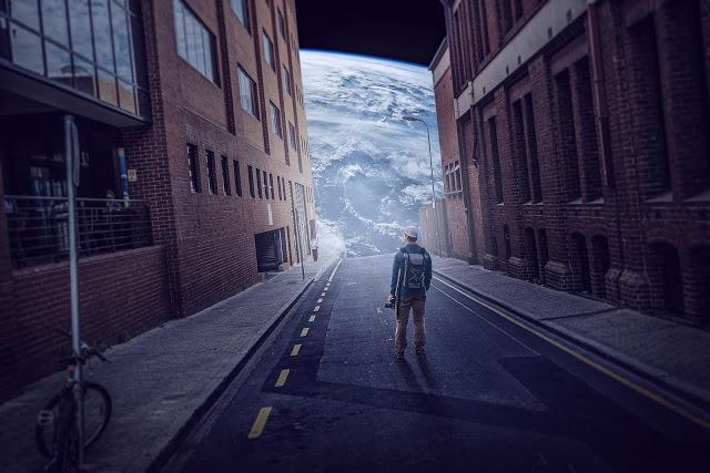 rafy a 后期合成视频案例教学 凝视地球照片 收集整理 第1张