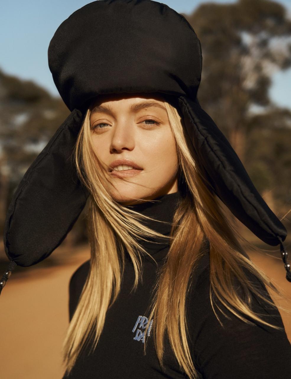 澳大利亚版《时尚芭莎》外景人像大片 时尚图库 第4张