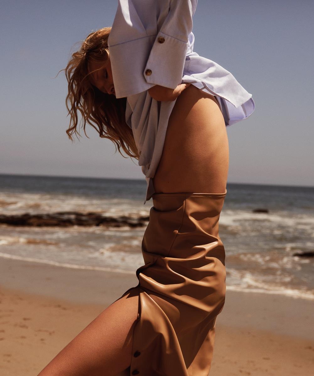 《时尚芭莎》(Harper's Bazaar Spain) 2018年8月版 时尚图库 第10张