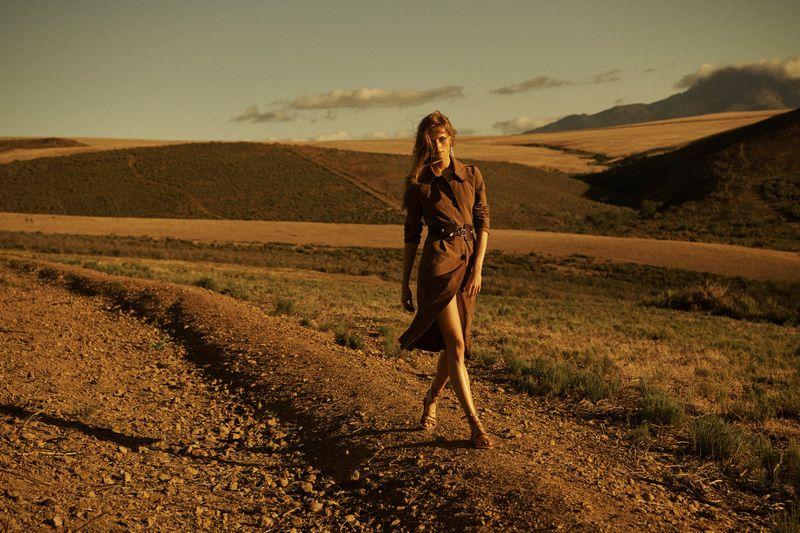 Massimo Dutti2019春夏运动时装作品 审美灵感 第9张