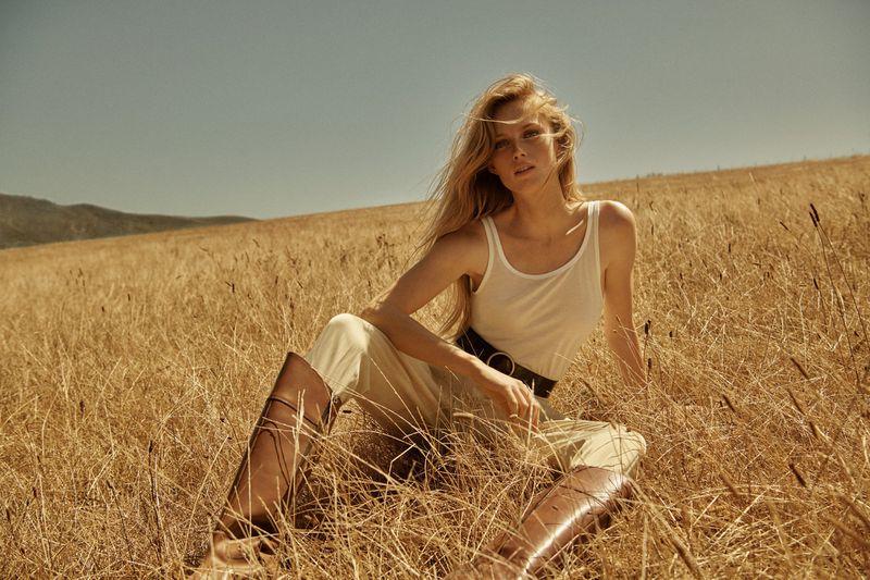 Massimo Dutti2019春夏运动时装作品 审美灵感 第7张