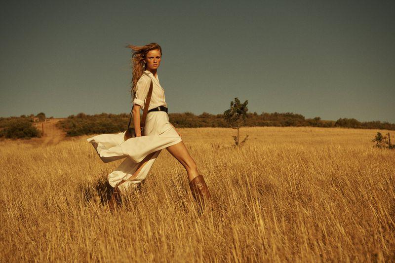 Massimo Dutti2019春夏运动时装作品 审美灵感 第4张