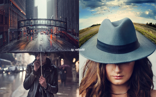 Rafy a 幻想合成视频教学 快速Photoshop混合图像合成(2)(视频&素材) 收集整理 第1张