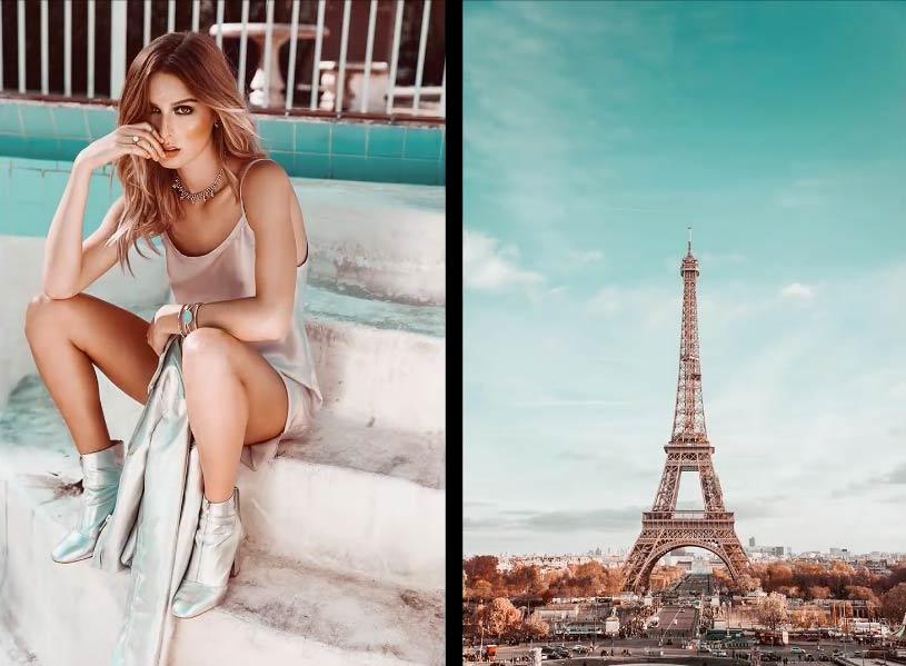 调色小技巧 摄影后期调色视频 人像和建筑通用色彩图层 收集整理 第2张