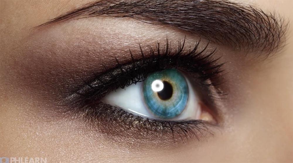 phlearn photoshop修图视频教程 眼睛瞳孔变色 收集整理 第1张
