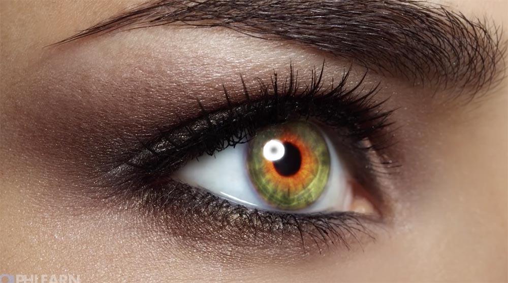phlearn photoshop修图视频教程 眼睛瞳孔变色 收集整理 第2张