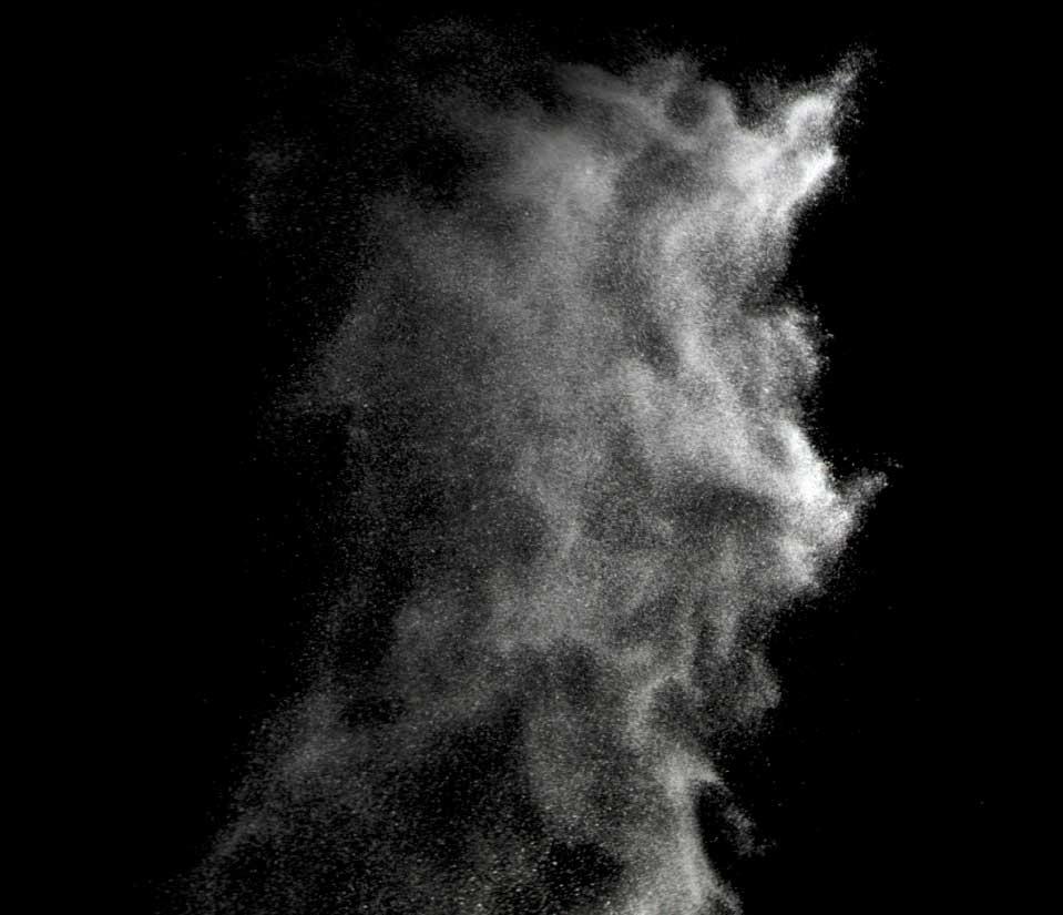 一组粉尘细颗粒PSD文件素材 图片素材 第1张