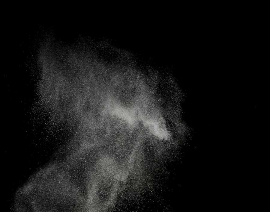 一组粉尘细颗粒PSD文件素材 图片素材 第3张