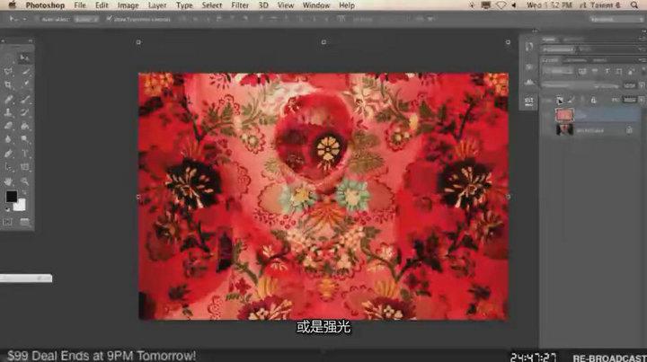 琳西 Photoshop商业人像后期修图调色教程【中文字幕】 收集整理 第6张