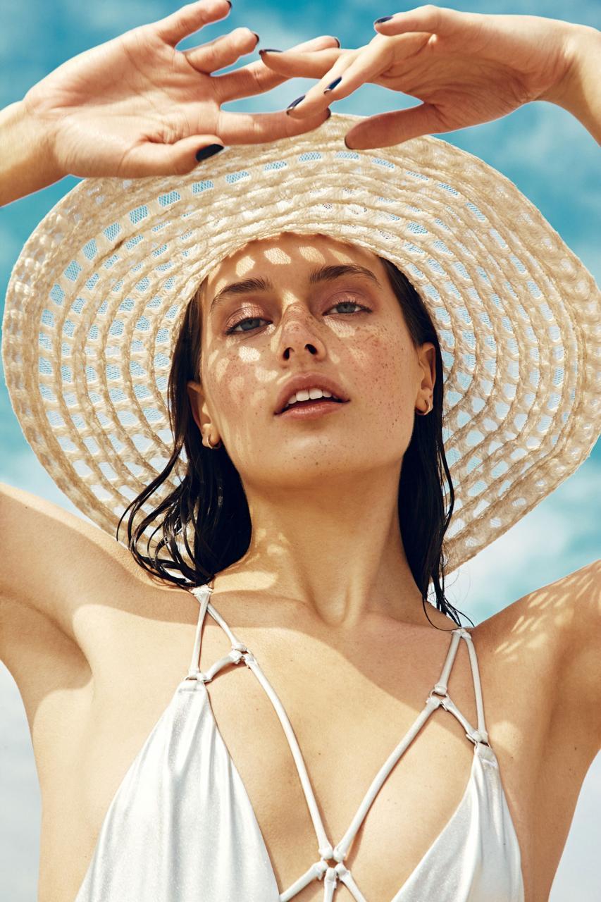 Grazia Serbia 杂志人像摄影作品 审美灵感 第2张