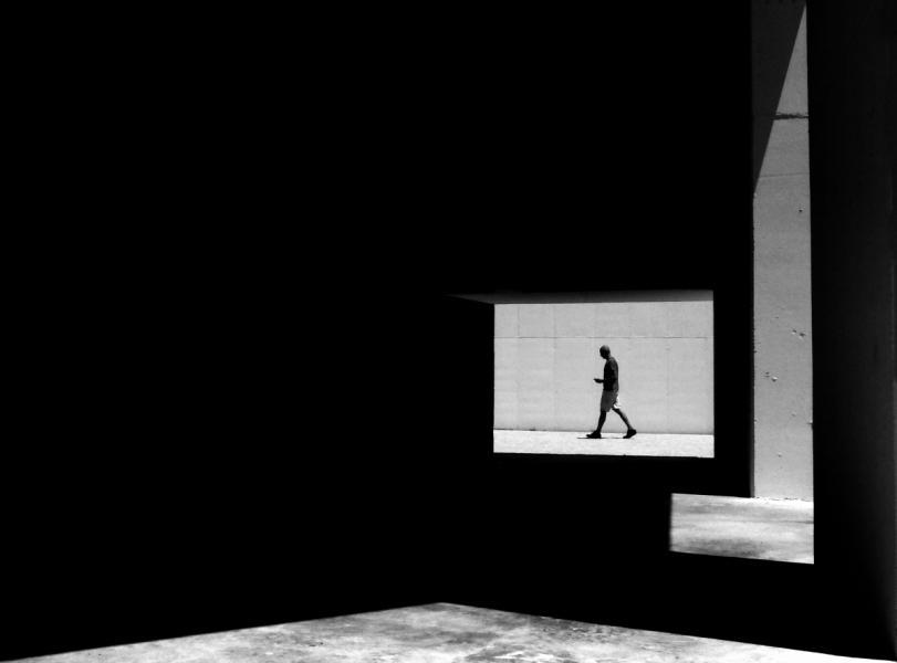 【街头】精彩的镜头瞬间定格照 街头摄影师Antonio E. Ojeda作品 审美灵感 第23张