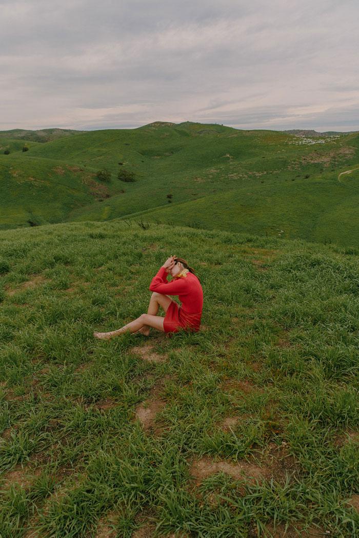 摄影师Monika Ottehenning 镜头下的色彩搭配 时尚图库 第17张