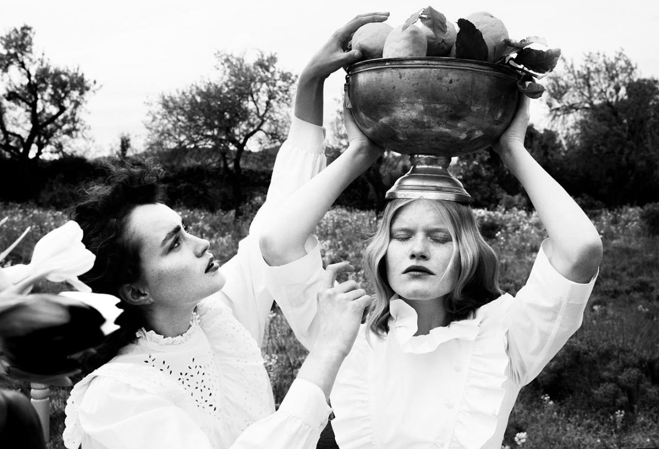 德国摄影师Elizaveta Porodina 外景色彩人像摄影作品分享 时尚图库 第12张