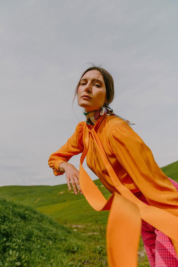 摄影师Monika Ottehenning 镜头下的色彩搭配 时尚图库 第21张