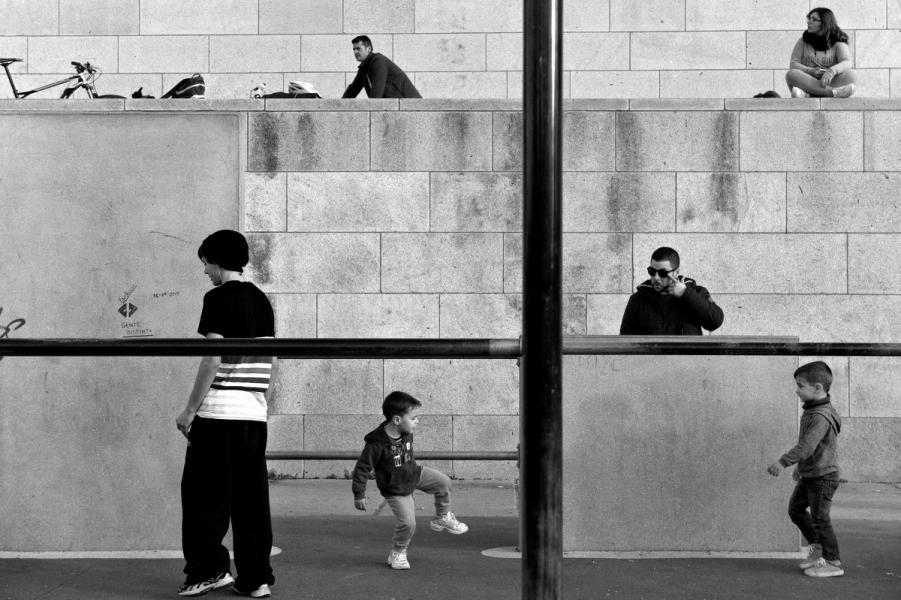 【街头】精彩的镜头瞬间定格照 街头摄影师Antonio E. Ojeda作品 审美灵感 第24张